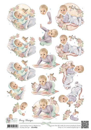 Amy Design - Baby Collection - Baby`s