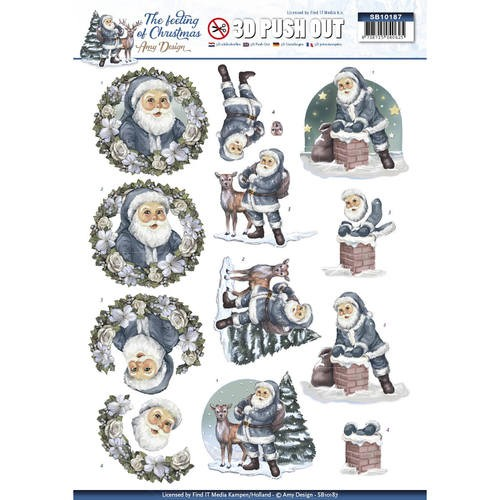 Amy Design - SB 10187 - The feeling of Chrismas