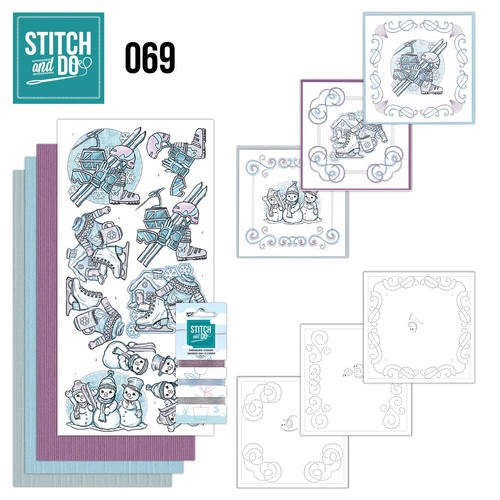 Stich & Do 69 - Wintersport