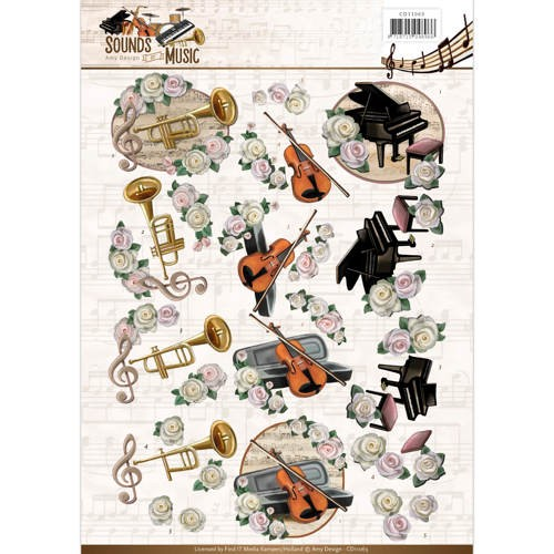 Amy Design - CD 11063 - Sounds of Music - Classic