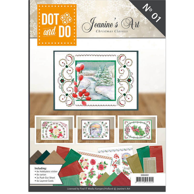 Dot & Do Book 01 - Jeanine's Christmas Classic