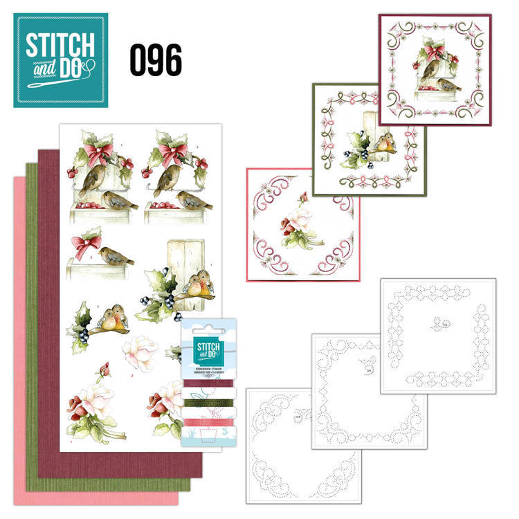 Stich & Do 96 - Winter Birds