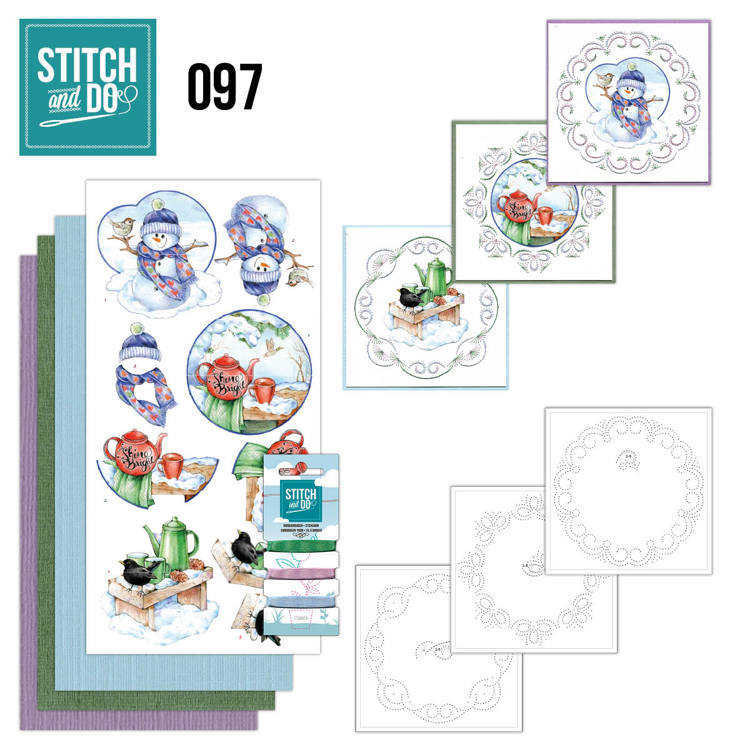 Stich & Do 97 - Warm Winter